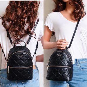 NWT Kate Spade Natalia Mini Convertible Backpack